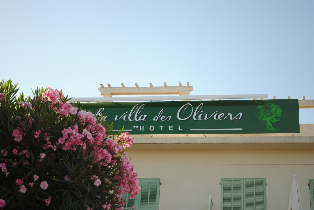 La Villa des Oliviers