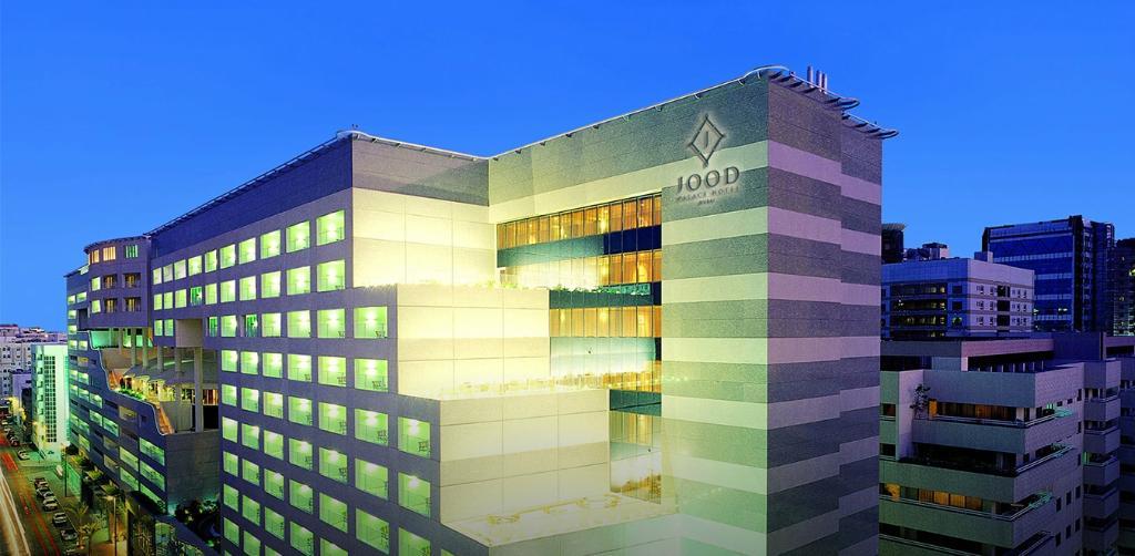 Jood Palace Hotel Dubai