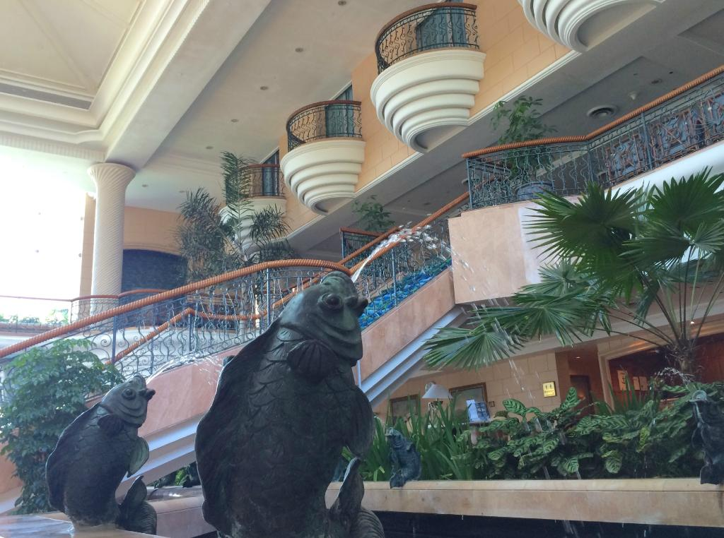 Raffles Marina Hotel