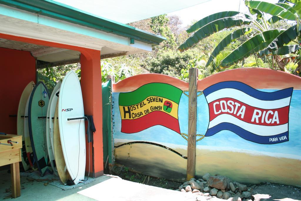 Hostel Seven7 Casa Del Gingi