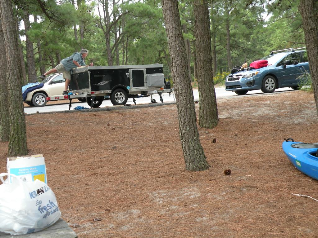 Cape Henlopen State Park Campground