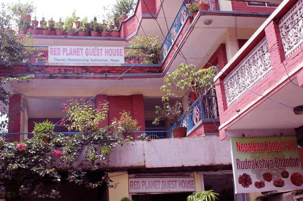 Red Planet Guest House