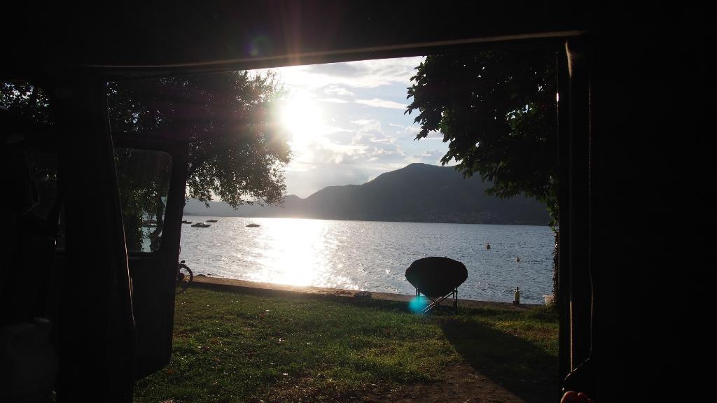 Camping Covelo