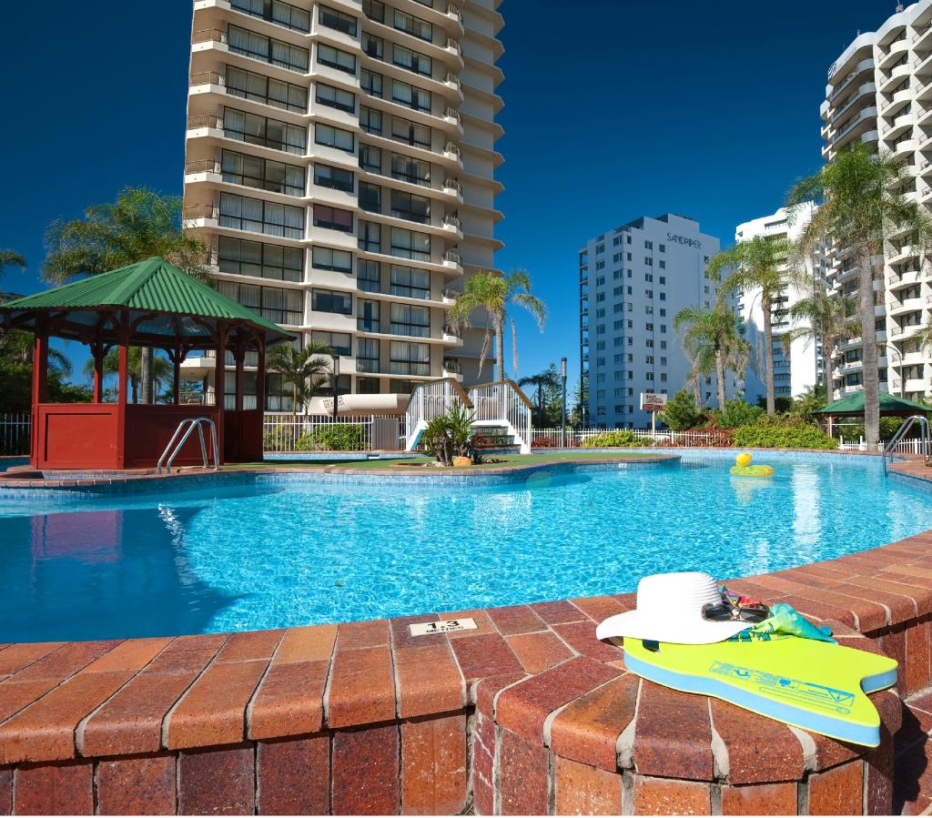 ULTIQA Beach Haven on Broadbeach