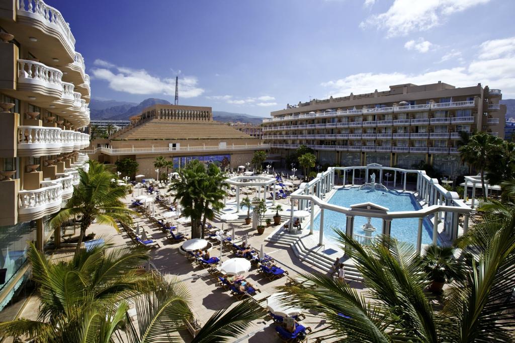 Cleopatra Palace Hotel