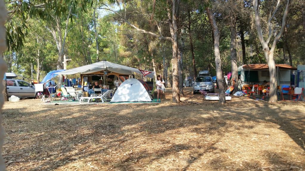 Camping Village Uria