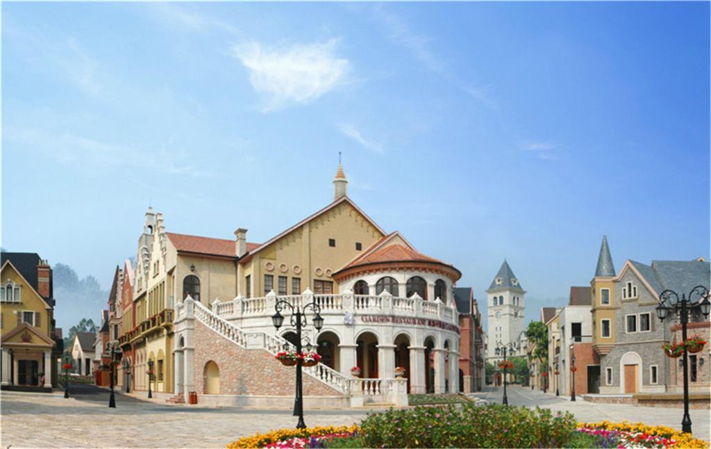 九龍湖公主酒店