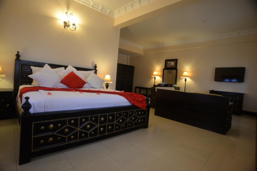ザンジバル グランド パレス ホテル