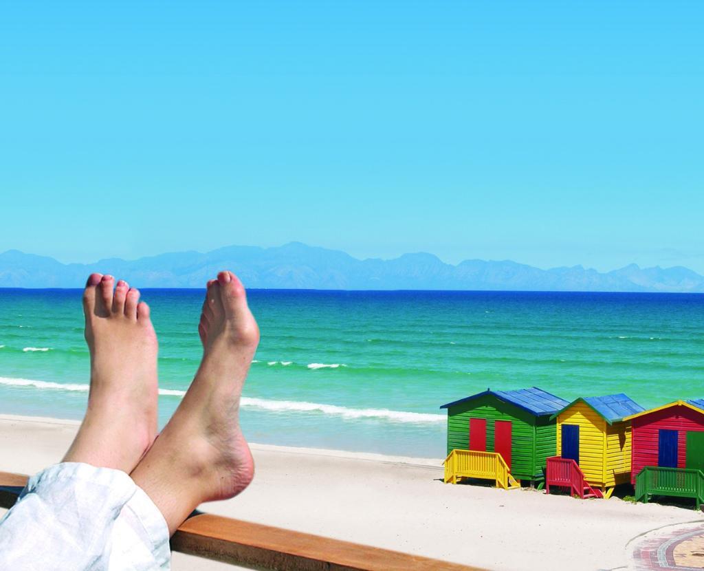 Muizenberg Beach Luxury Self-catering Accommodation