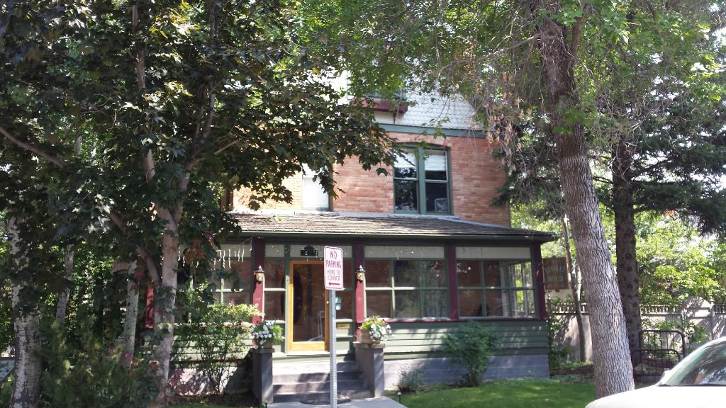 The Olive Branch Inn