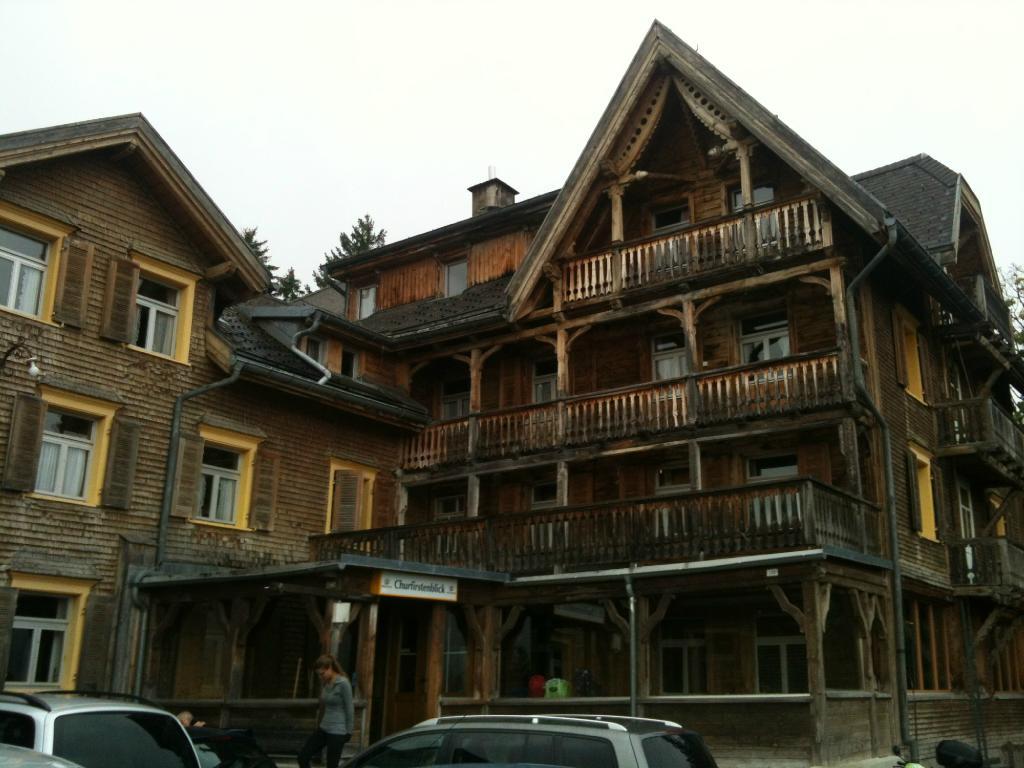 Juhui Hotel Churfirstenblick