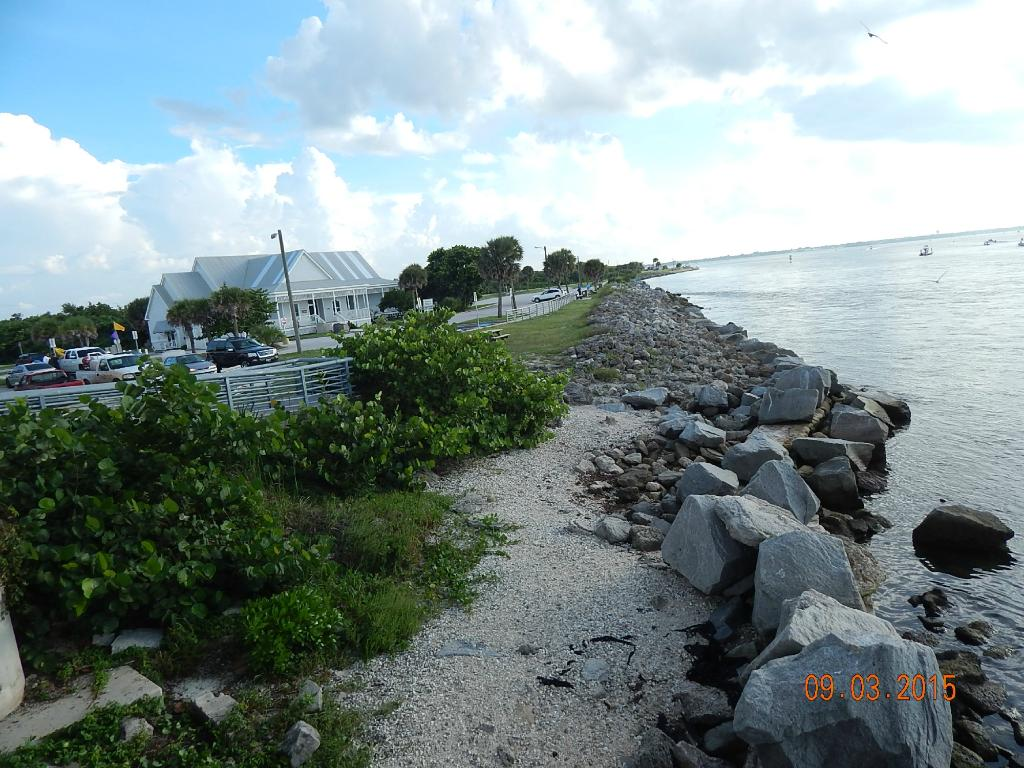 Sebastian Inlet State Recreation Area Campground