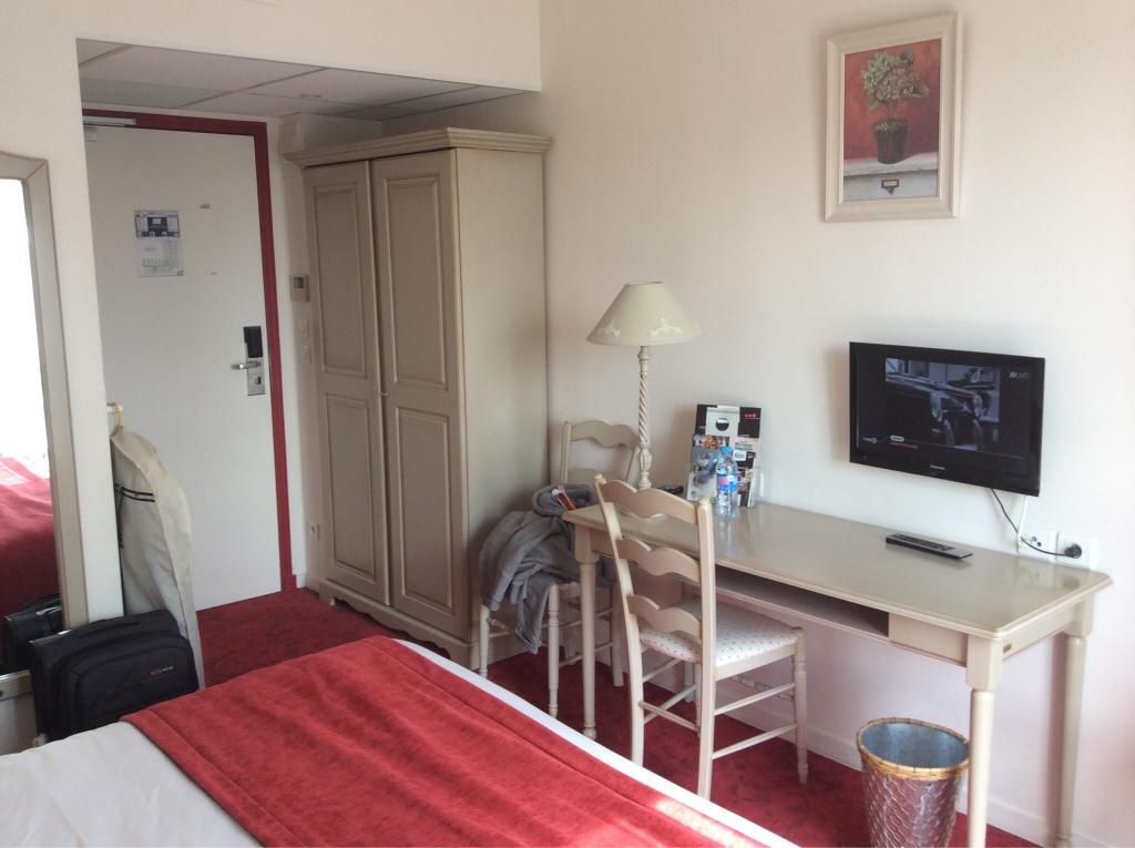 ブリトホテル デュ パーシェ