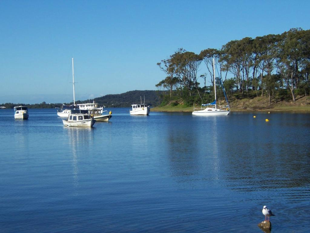 Wangi Point Lakeside Holiday Park