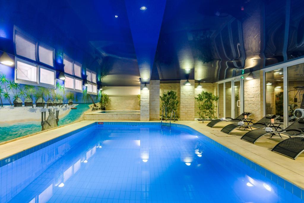 โรงแรมเรสซิเดนซ์ ยุโรป