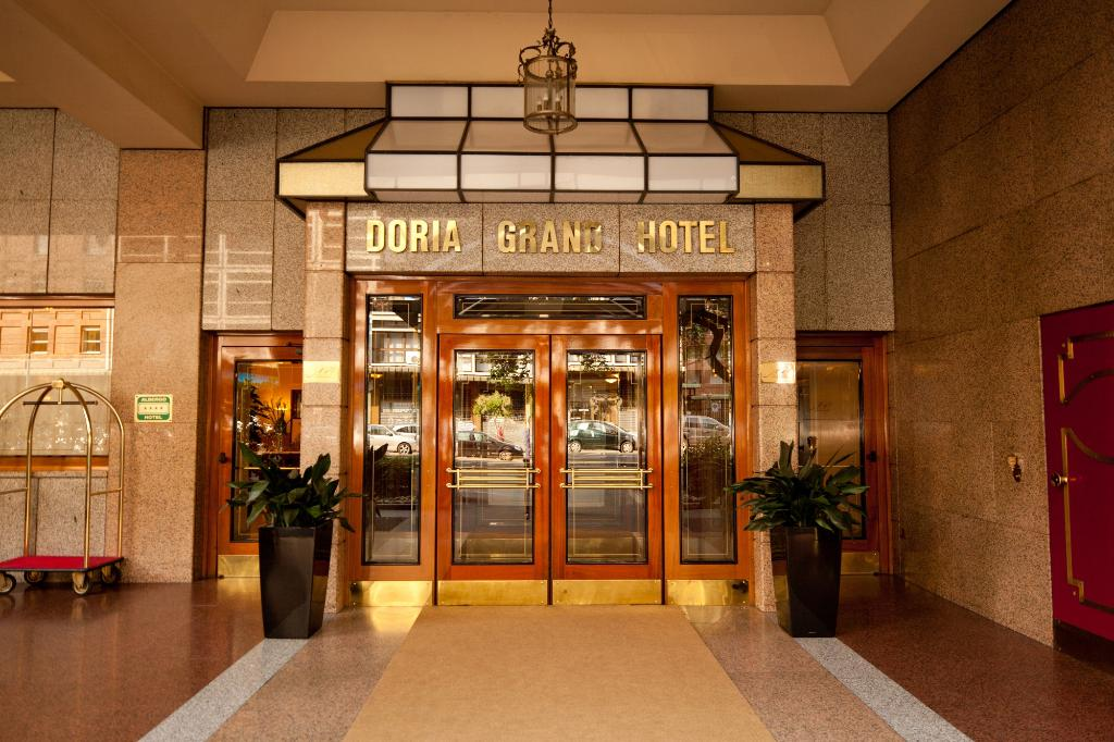 ドリア グランド ホテル