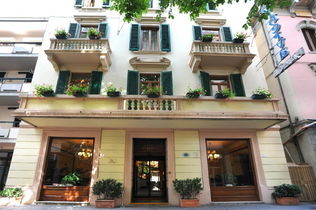 Hotel Minerva Palace