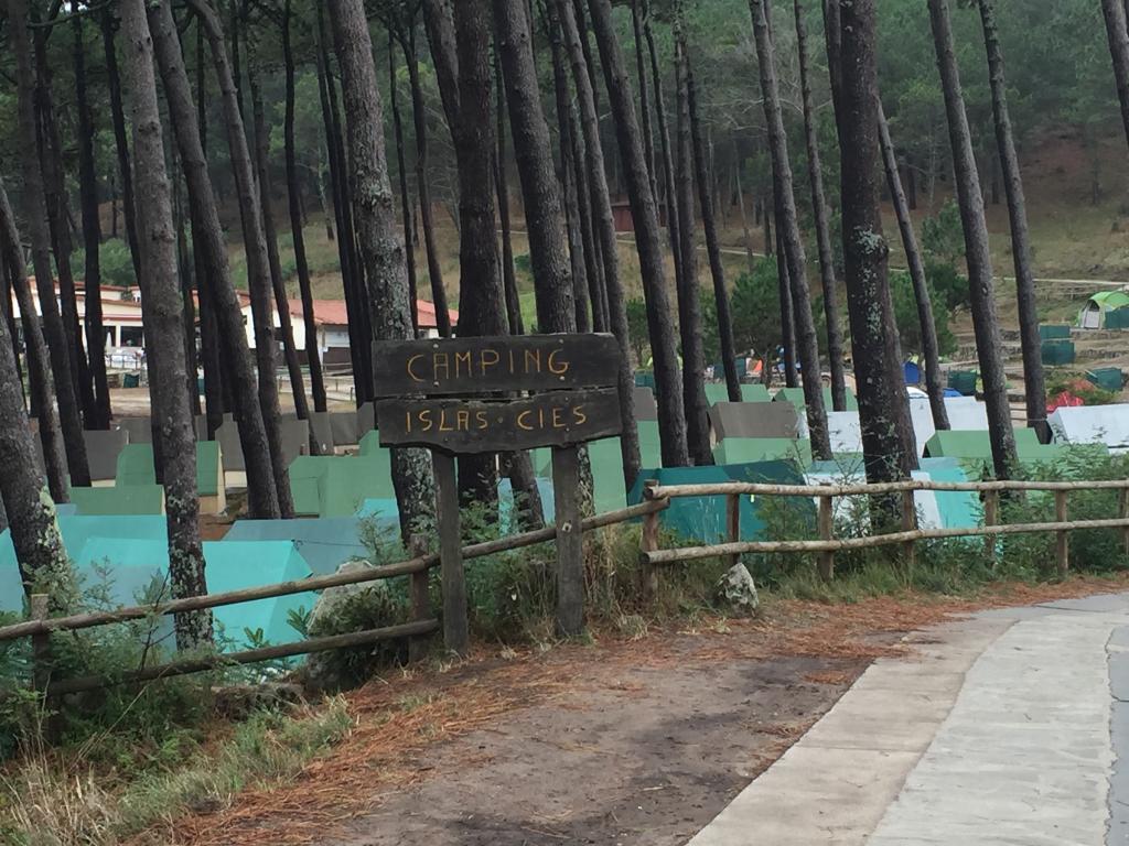 Camping Cies Islands