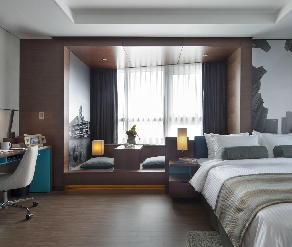 釜山海雲台馨樂庭酒店