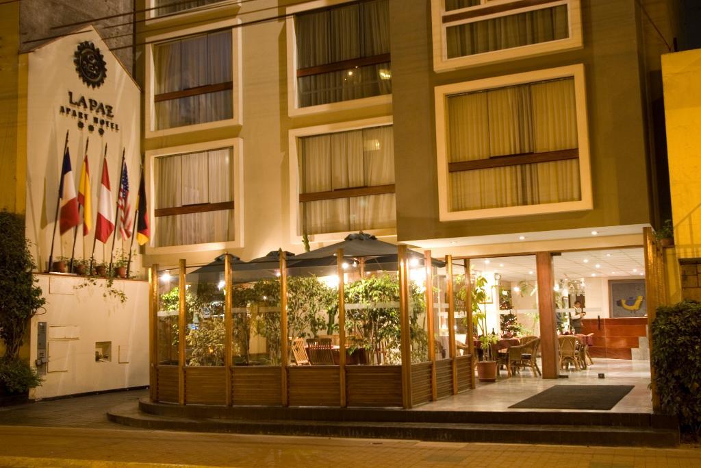ラ パス アパート ホテル