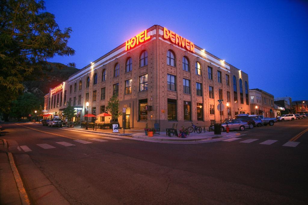 호텔 덴버