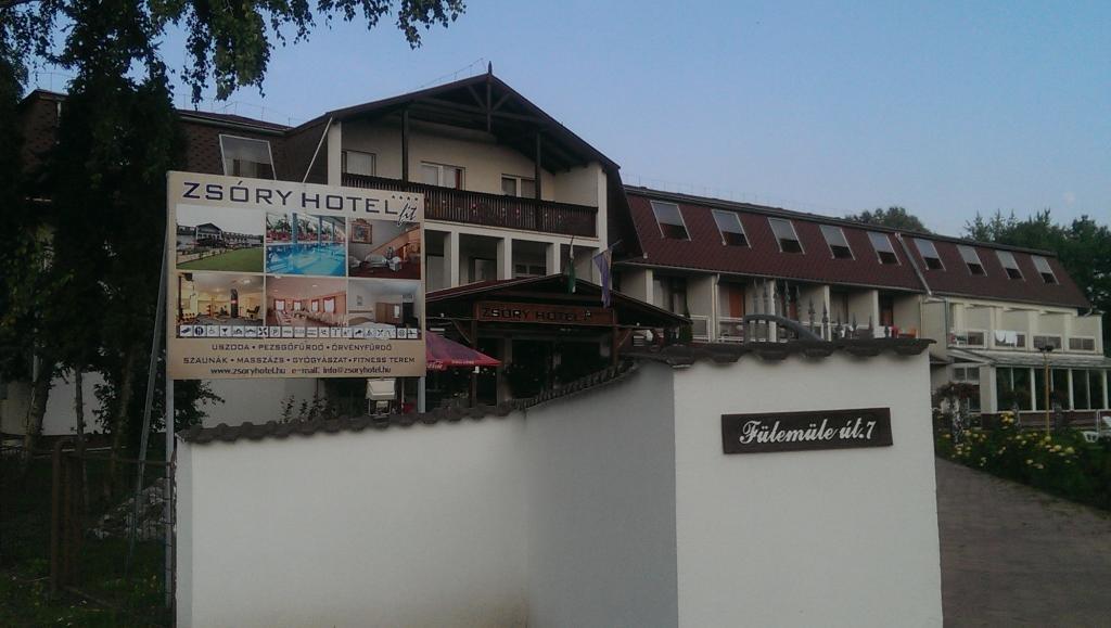 Zsory Hotel Fit Mezokovesd