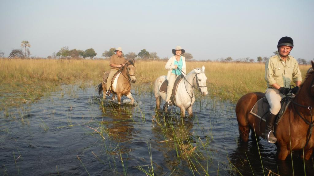 Macatoo Horseback Safari Camp
