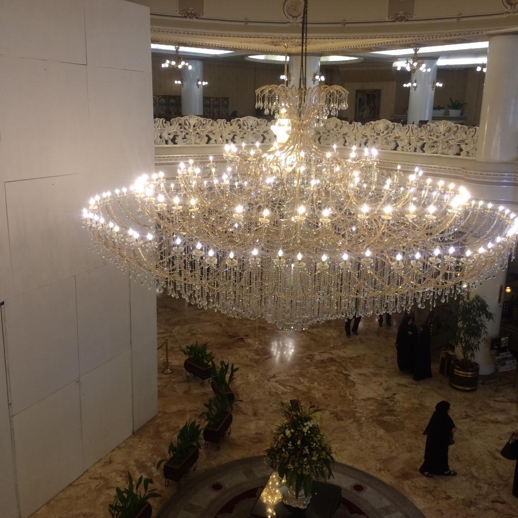 Ghasr Talaee International Hotel