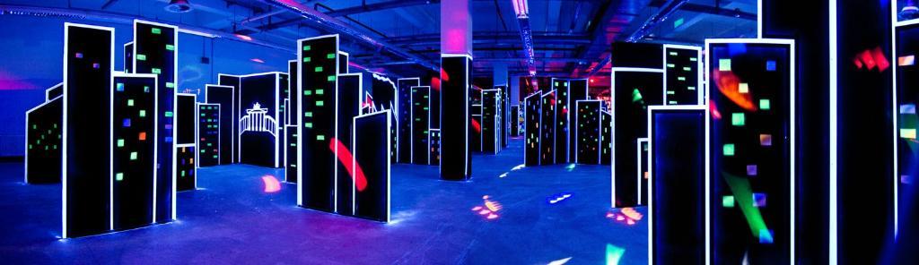 Laserstar Lasertag Berlin