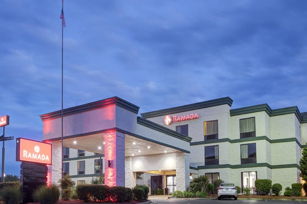 機場南華美達高級飯店