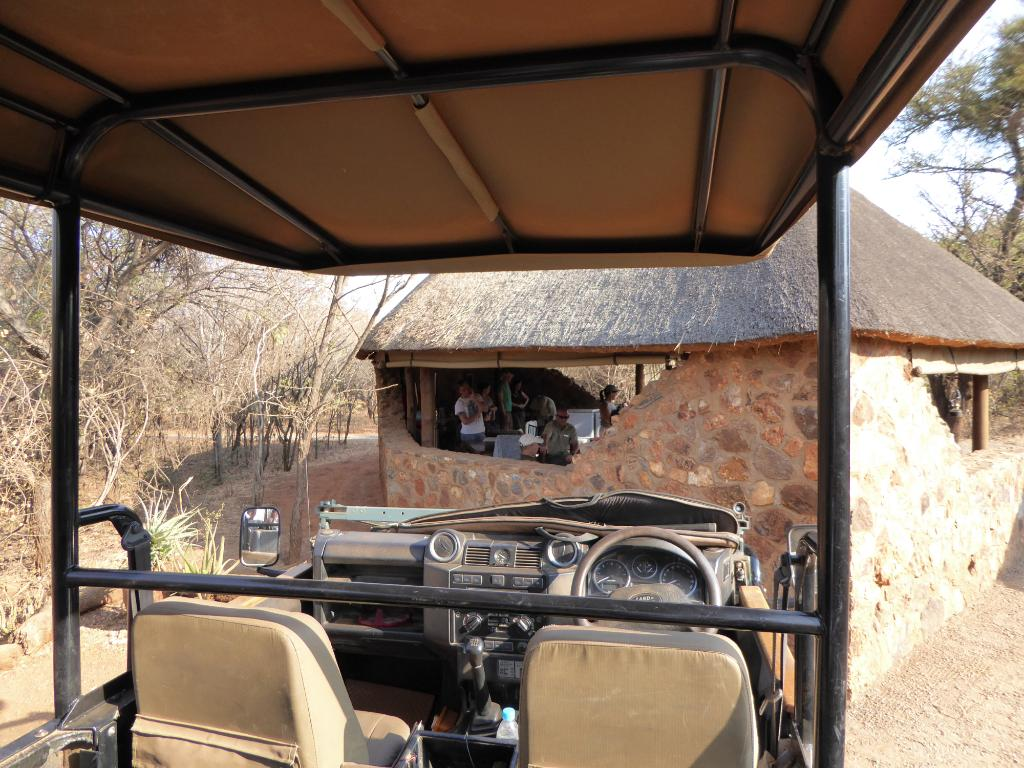 Mosetlha Bush Camp & Eco Lodge