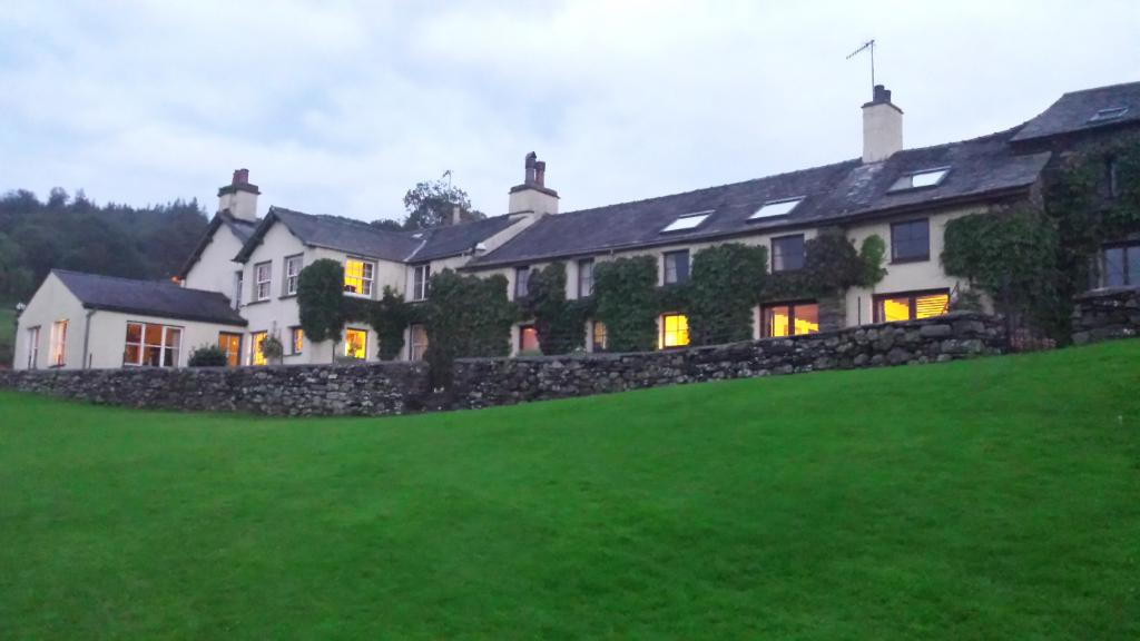Bank Ground Farm - B&B and self-catering cottages
