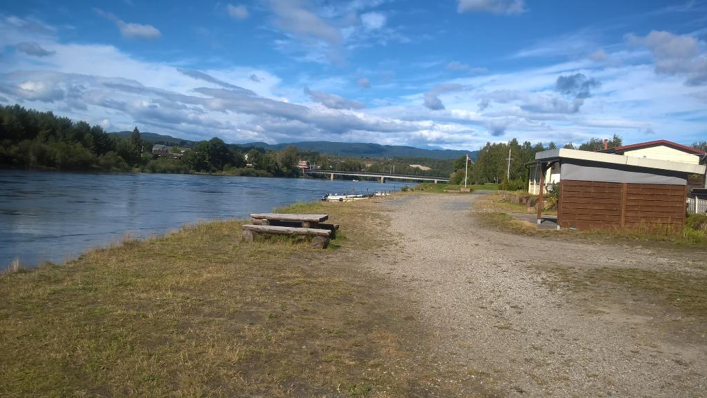 Hokksund Camping