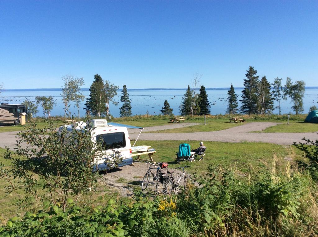 Camping Bon-Desir