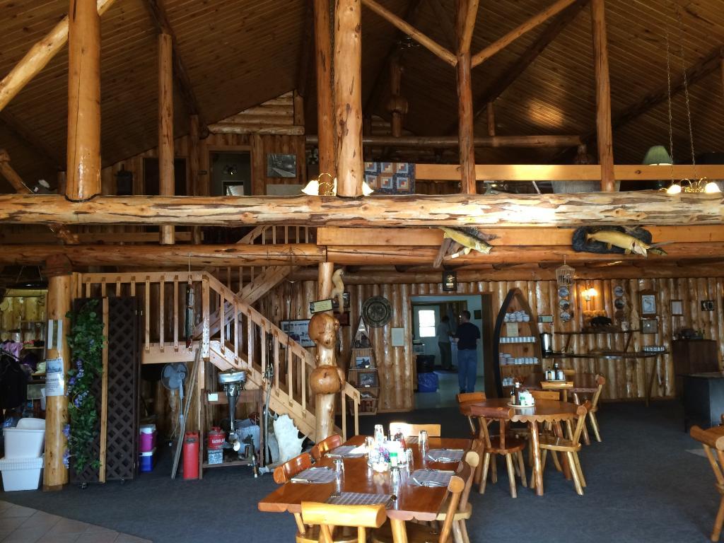Watson's Pine Portage Lodge
