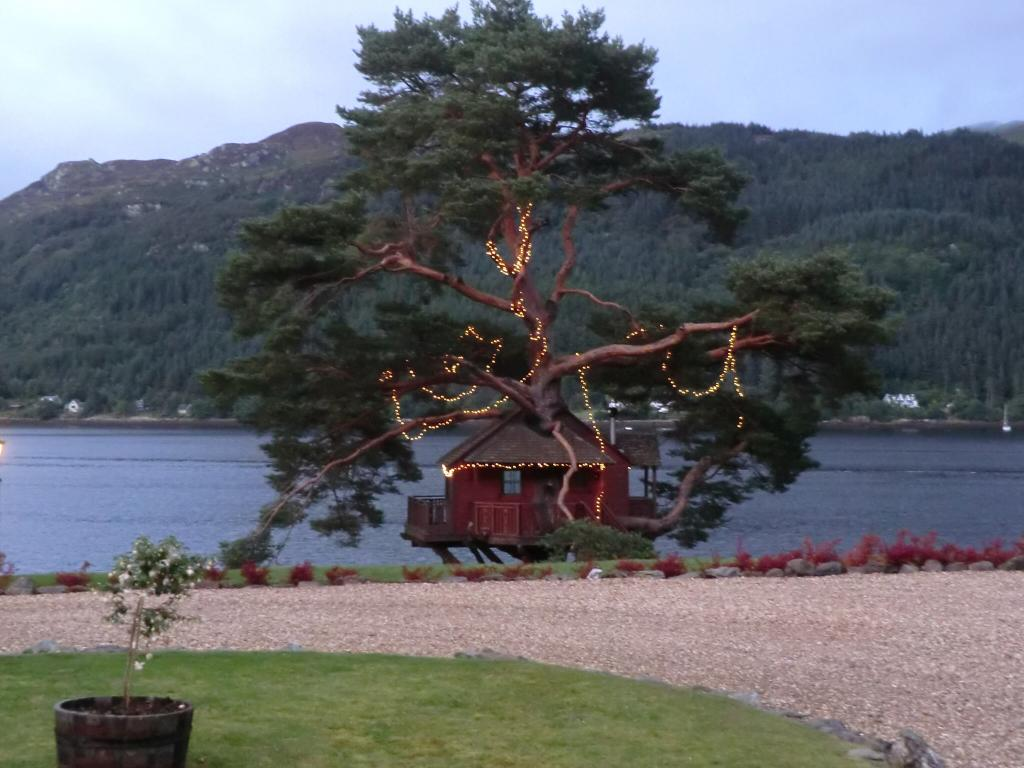 The Lodge on Loch Goil