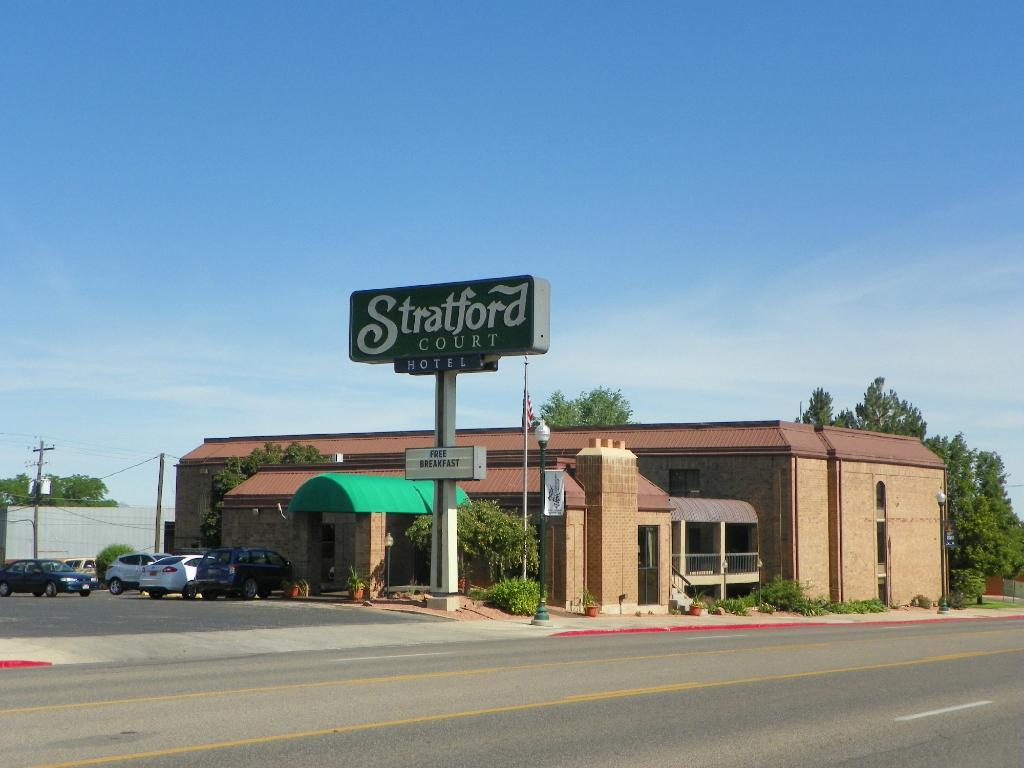 ストラッドフォード コート ホテル