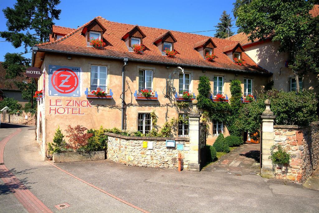 Le Zinck Hotel