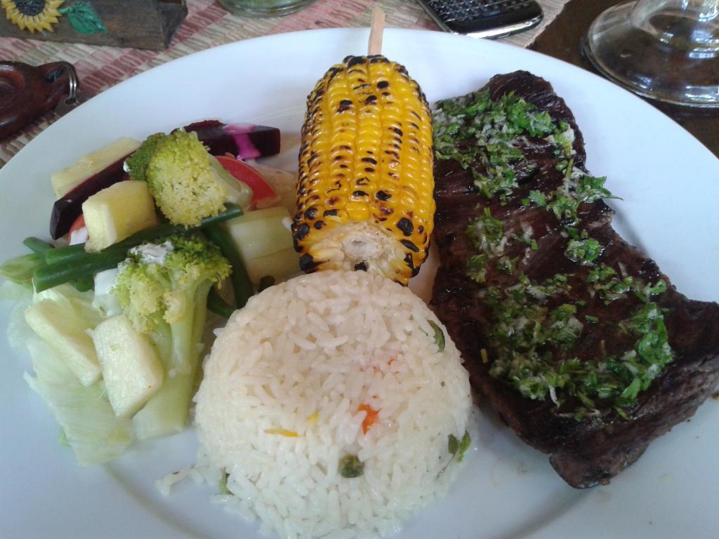 Comedor Mary & Hotel