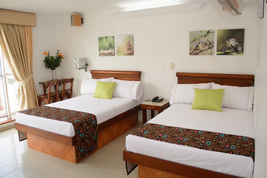 Hotel Alcaravan