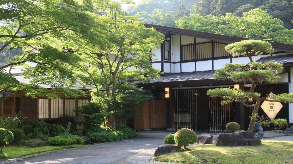 Itamuro Onsen Daikokuya