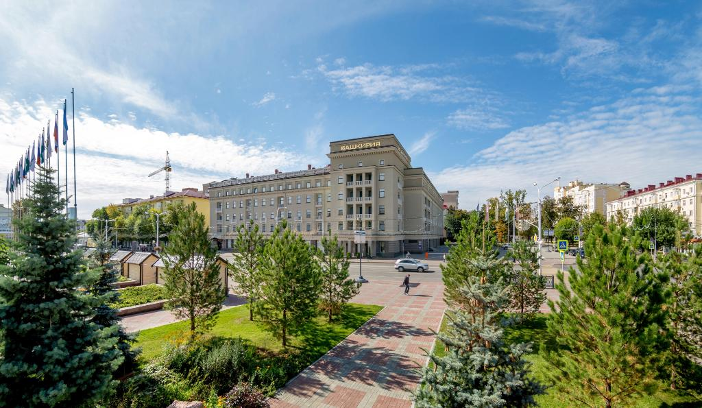Bashkiriya Hotel