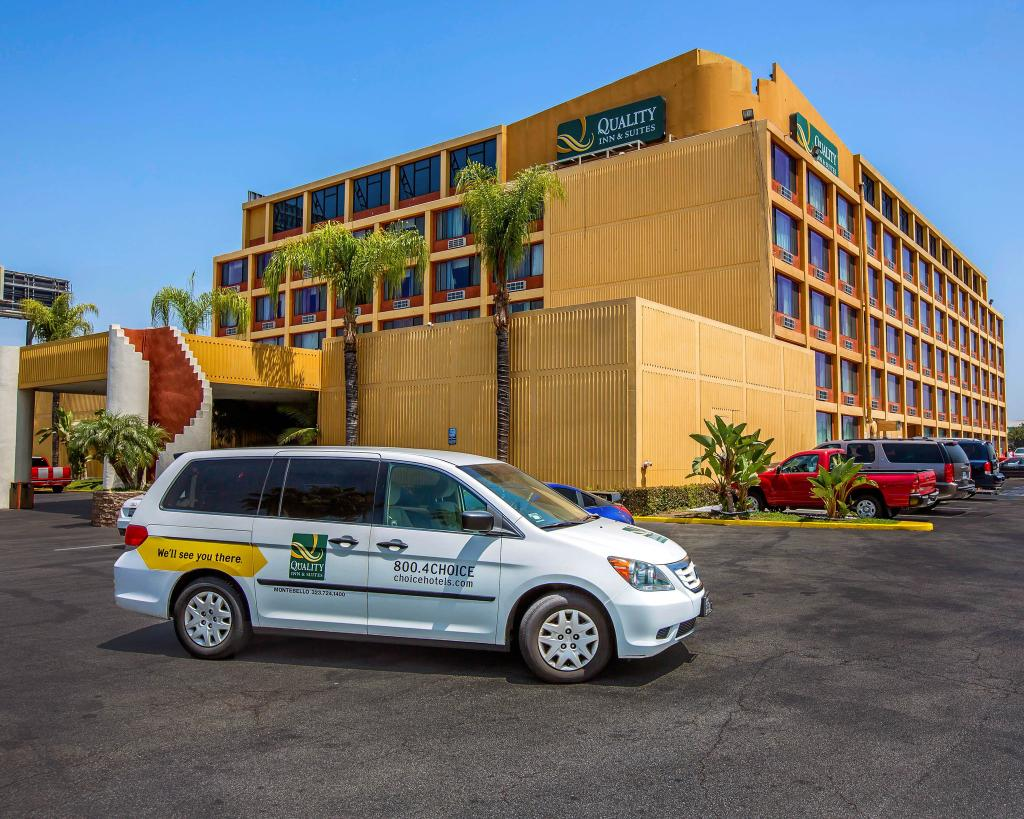 Quality Inn & Suites Montebello