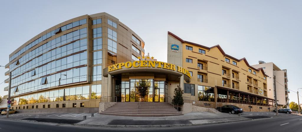 BEST WESTERN PLUS Expocenter Hotel