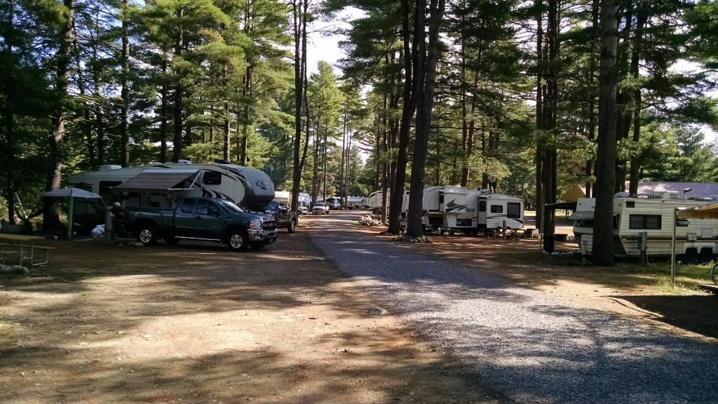 Lake George Riverview Campground