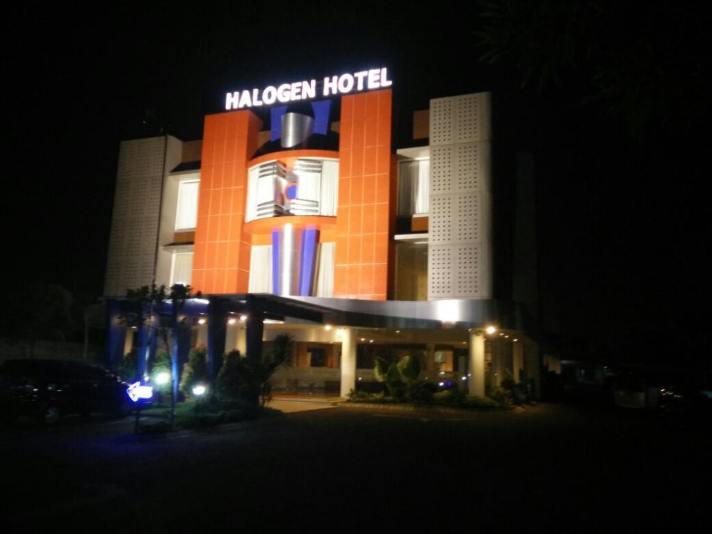 Halogen Hotel
