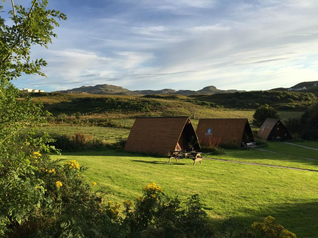 Croft Bunkhouse and Bothies