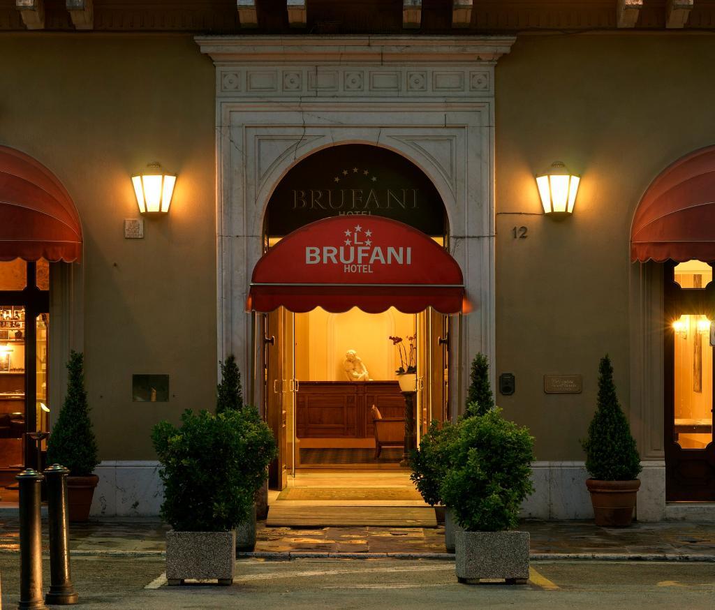 โรงแรมบรูฟานี พาเลซ