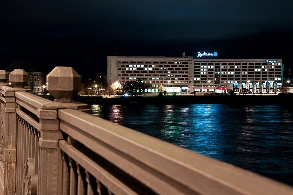 Radisson Blu Daugava Hotel, Riga