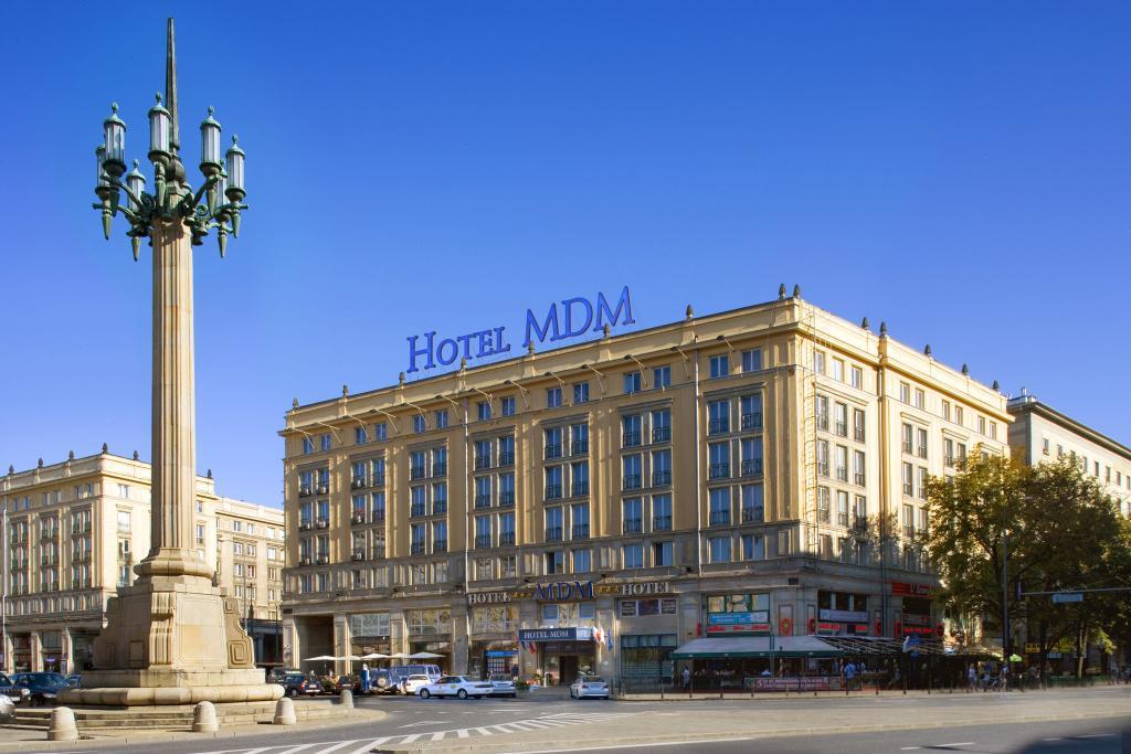 MDM ホテル
